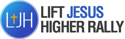 Lift Jesus Higher Rally Logo