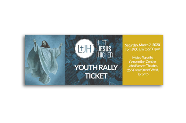 LJHR Youth-Ticket